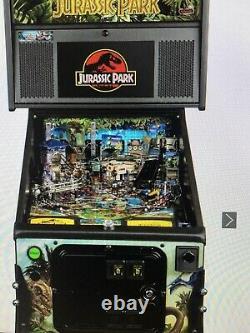 Stern Jurassic Park Pro Pinball Machine Brand New In Stock Ready To Ship