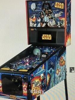 Stern Star Wars Comic Pro Pinball Machine Brand New In Stock Ready To Ship