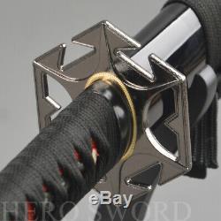 T1095 Japanese Samurai Battle Ready Sword Katana Full Tang Blade Handmade Sharp