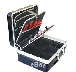 Trolley ABS Werkzeugkoffer DELTA XXL Mobil ohne Werkzeuge, 61019 Original