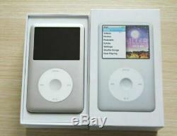 US SELLER New Original iPod Classic 7th Gen 160GB Black (Latest Model)