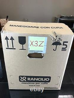 V6 BRAND NEW Rancilio Silvia V6 FULL WARRANTY AUTHORIZED DEALER (X3Z)