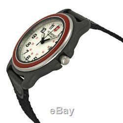 Victorinox Swiss Army Original XL Swiss Quartz Watch Black Nylon Band 249085